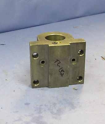 Old Stock (2) Boring Bar Tool Holders For LS-200 8 Station Turret 1.50″ Diameter