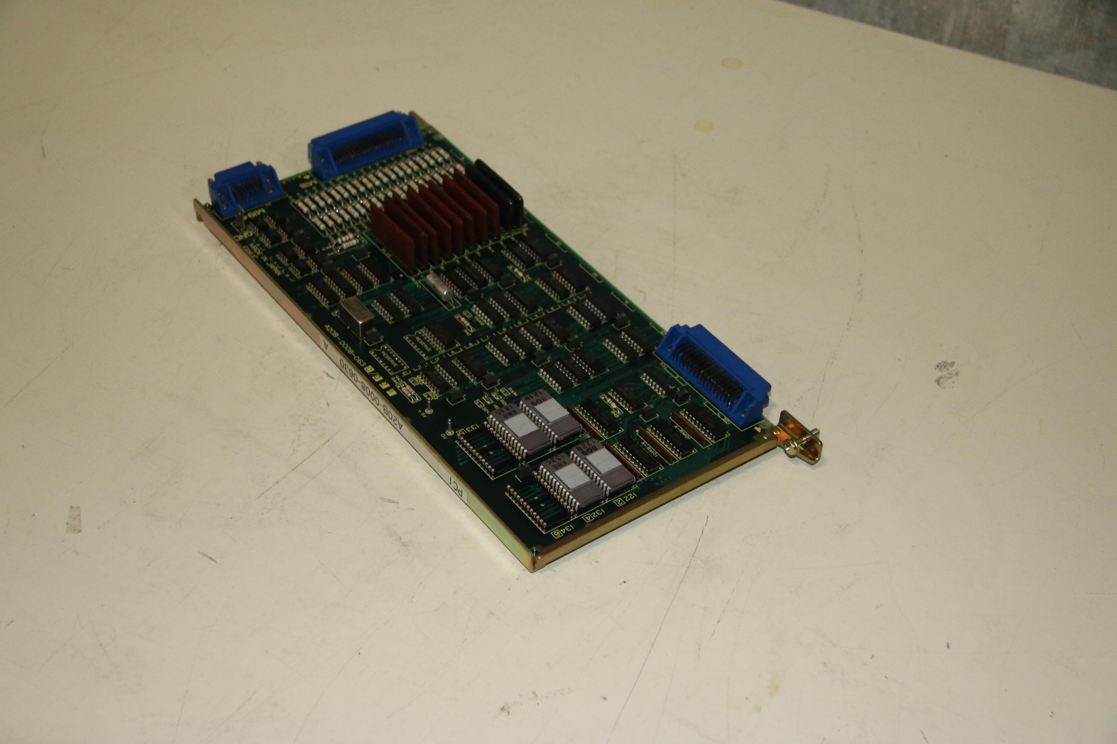 Used GE Fanuc A20B-0008-0630/02A PCI Board 11648