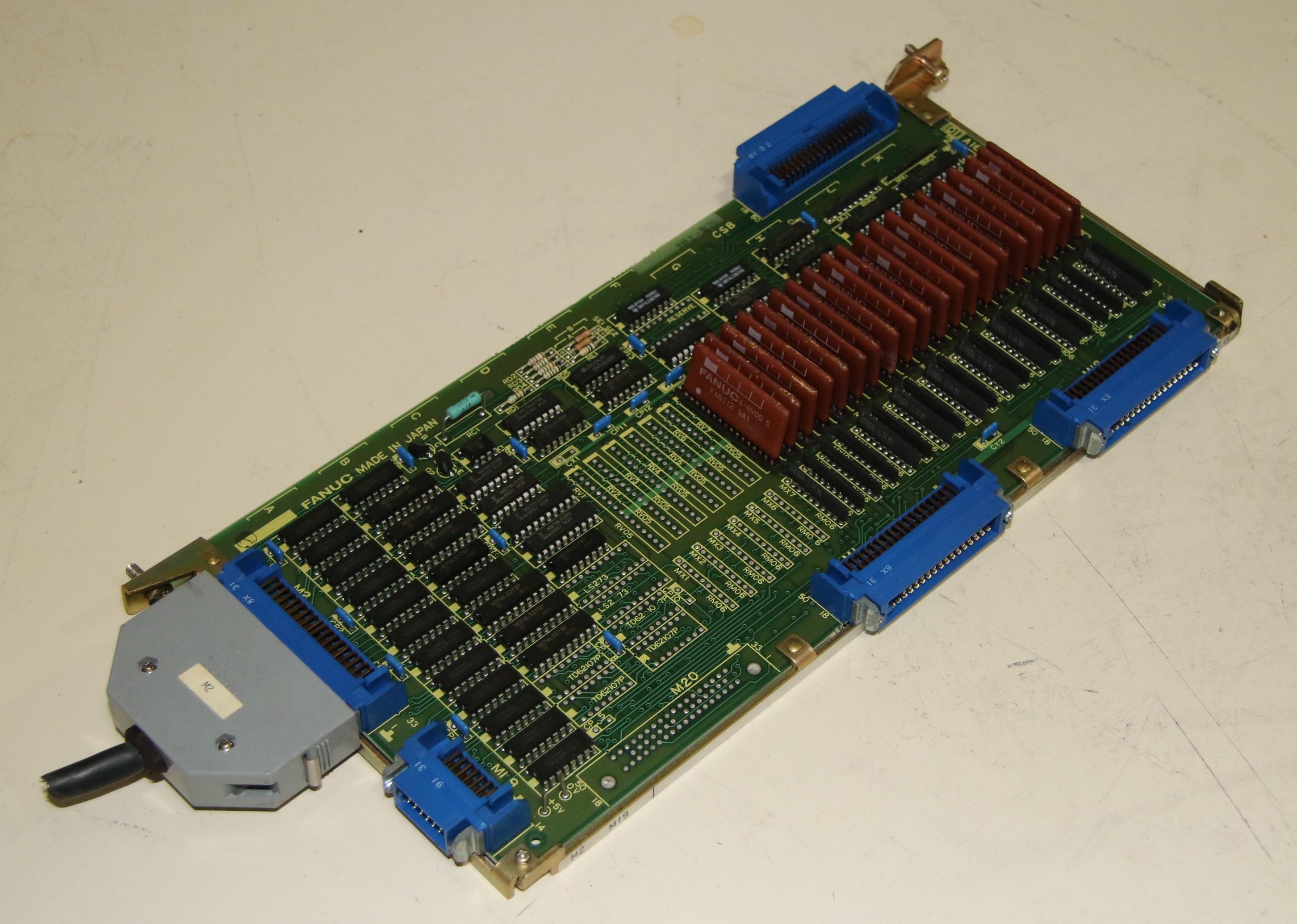 Used GE Fanuc A16B-1212-0221/01A Circuit Board 11650
