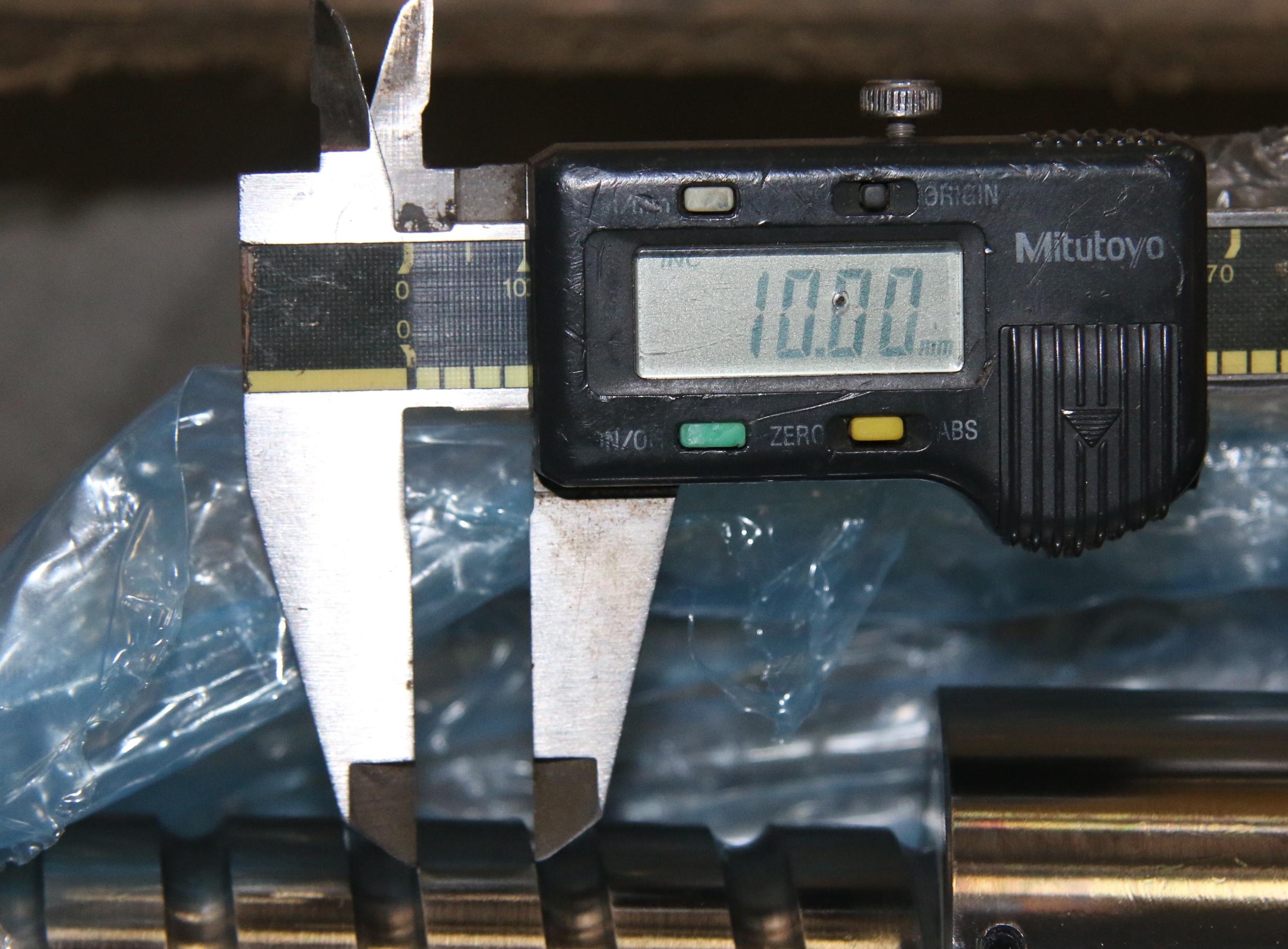 (1) Used Repaired Korta: 2030934-7 Ballscrew 40mm*16mm-60″