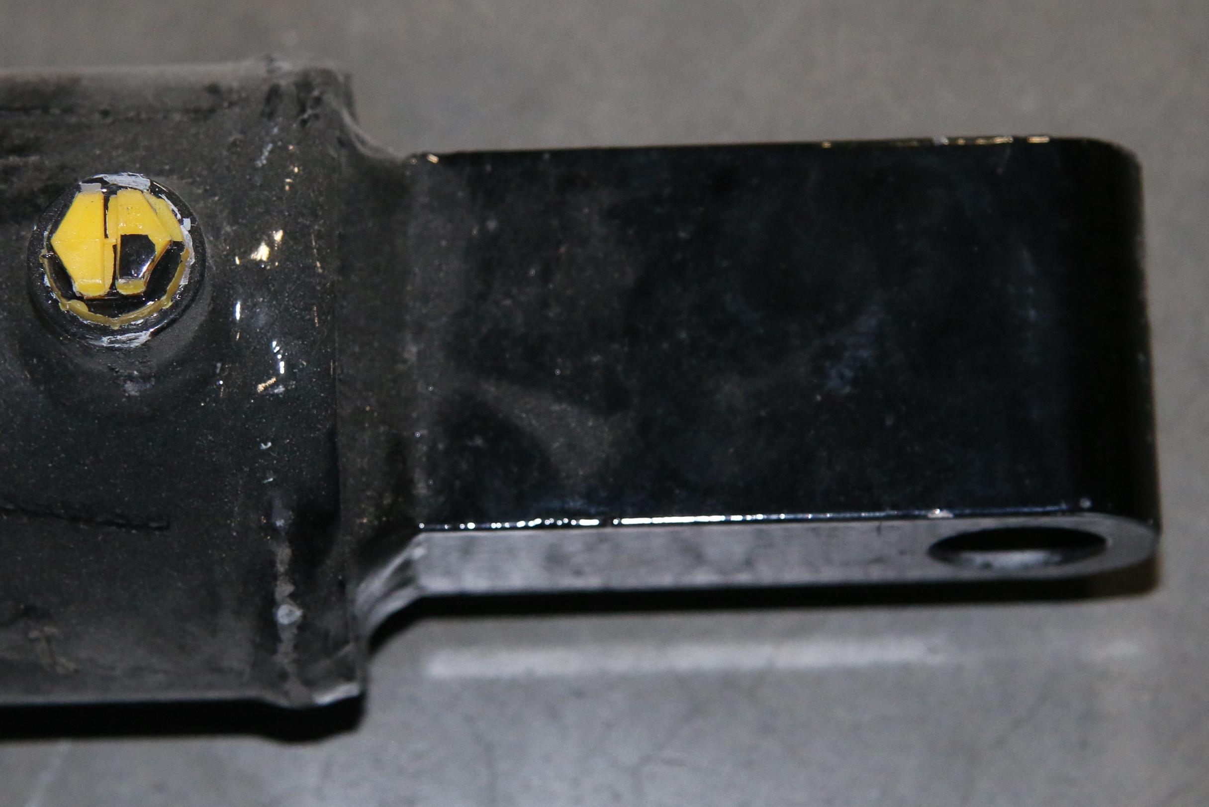(1) Used Nilfisk Cylinder Hopper Lift Low Dump Part Number 8-17-05033