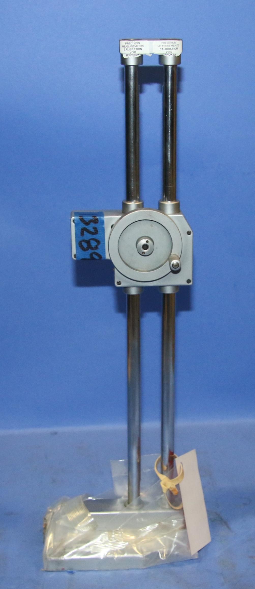 (1) Used Mitutoyo .001 – 12″ Height Gauge