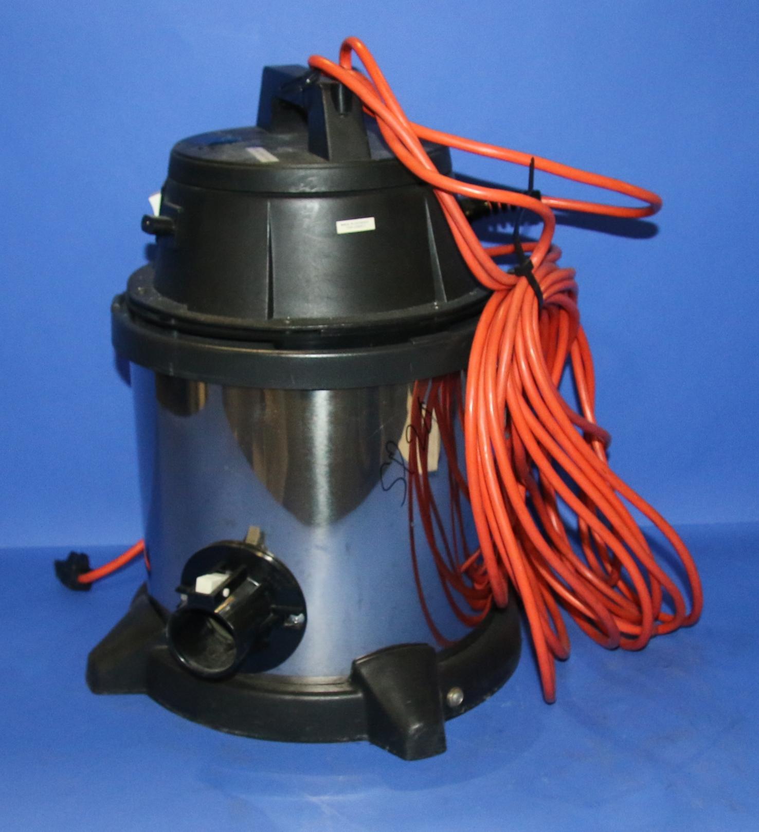 (1) Used Eraser DC1 Dry Vacuum