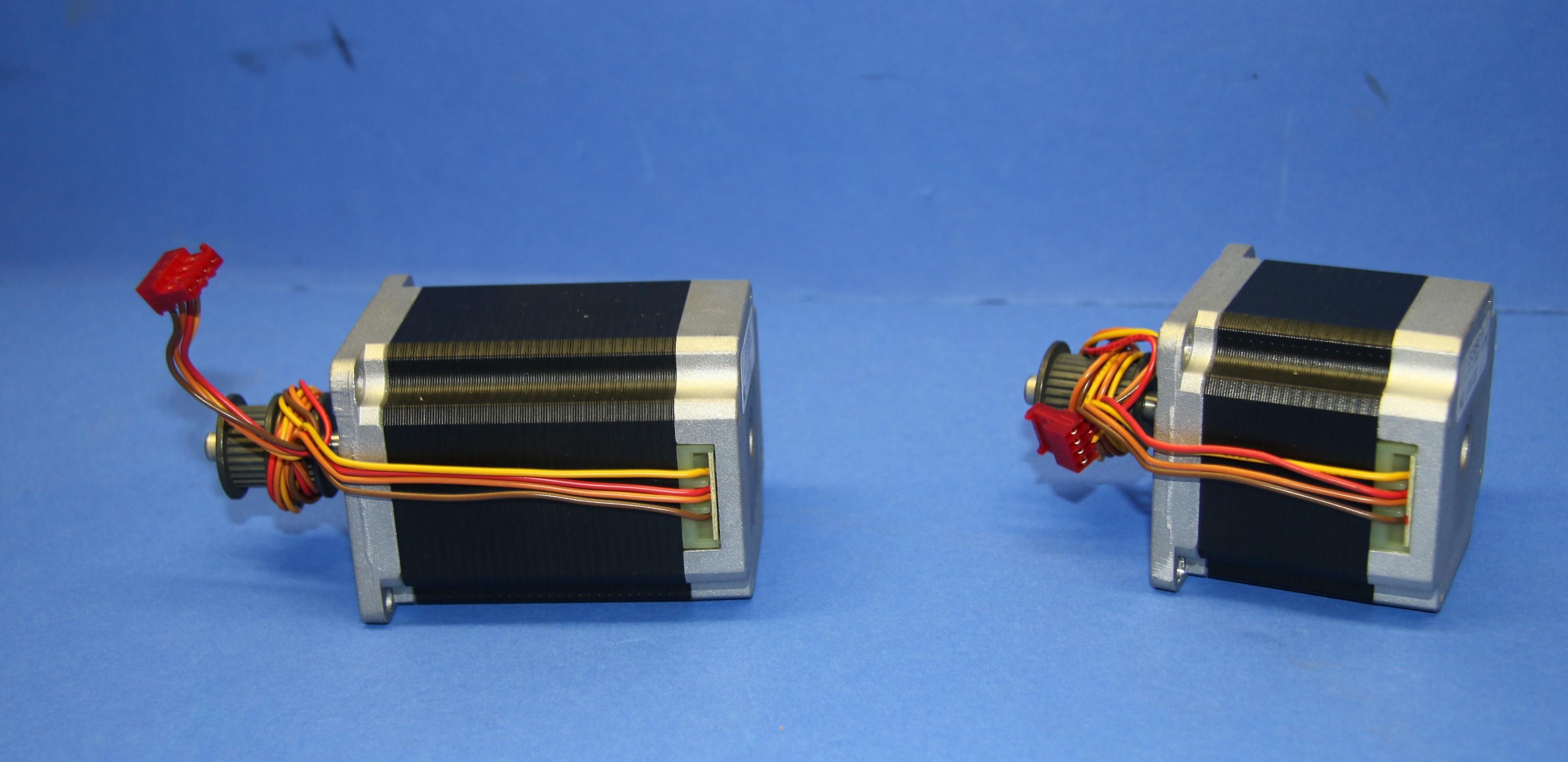 (1) New STP 58D503 Stepper Motor 15849