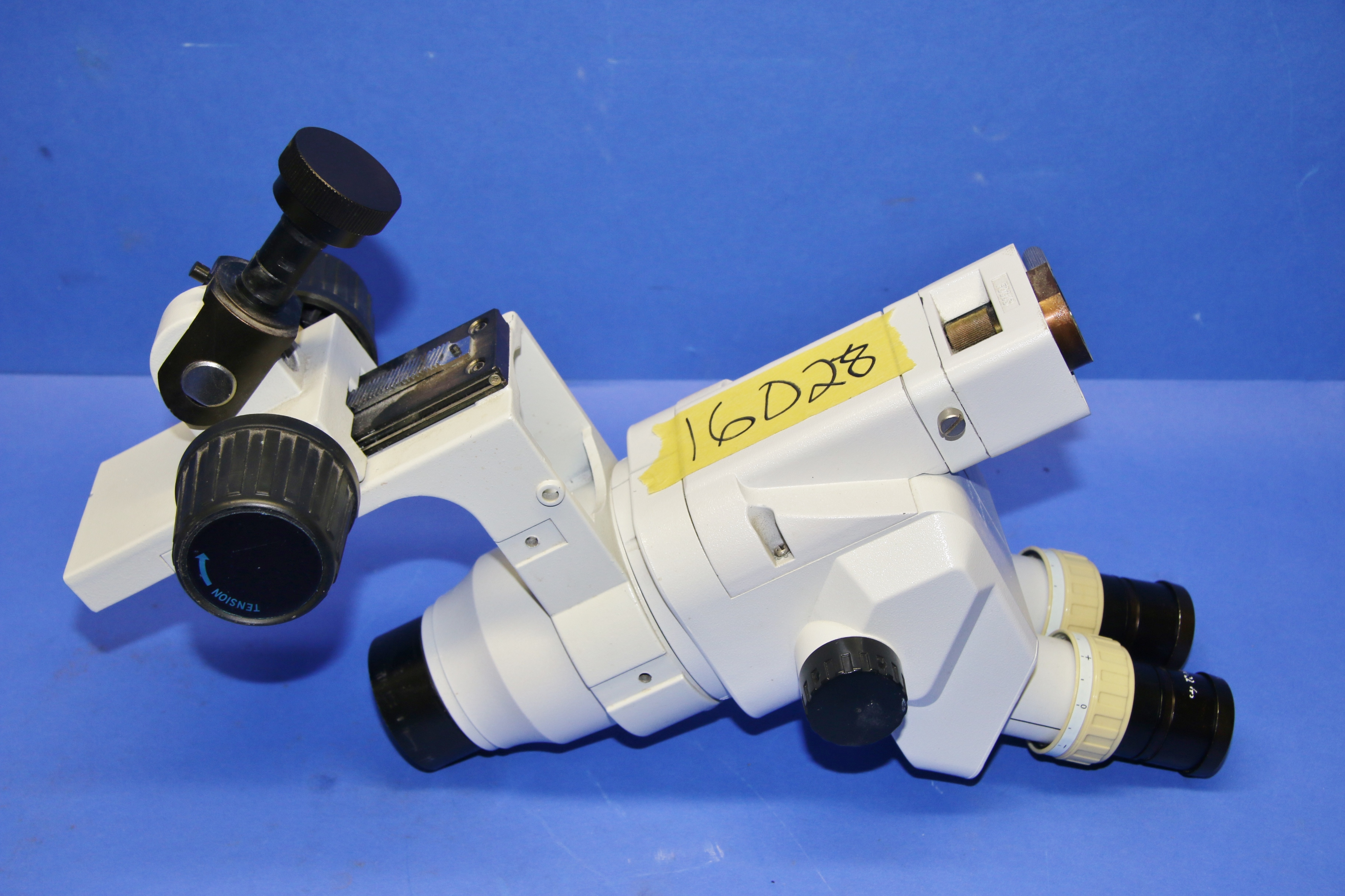 (1) Used Stereo Zoom SZ301202 True Trinocular Body with Camera 16028