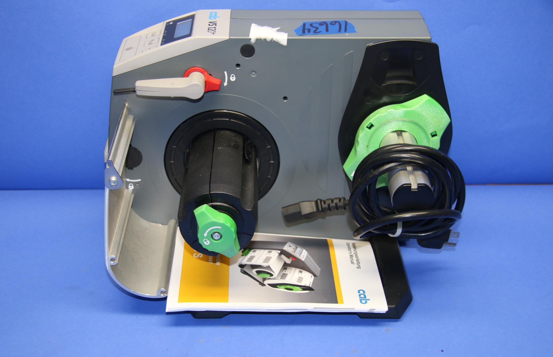 (1) Used CAB VS 120+ Label Dispenser 16634