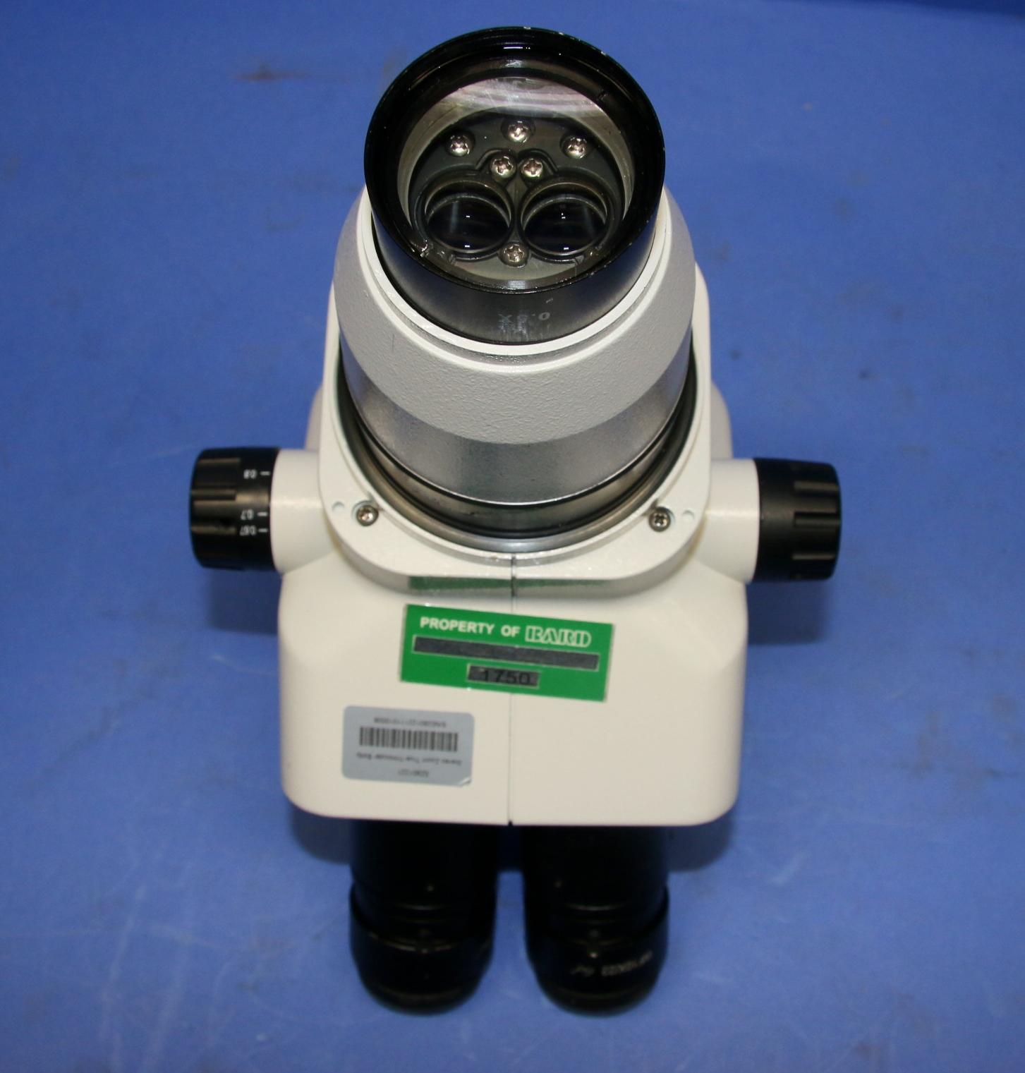 (1) Used Stereo Zoom SZ901221 Trinocular Body Microscope 16976