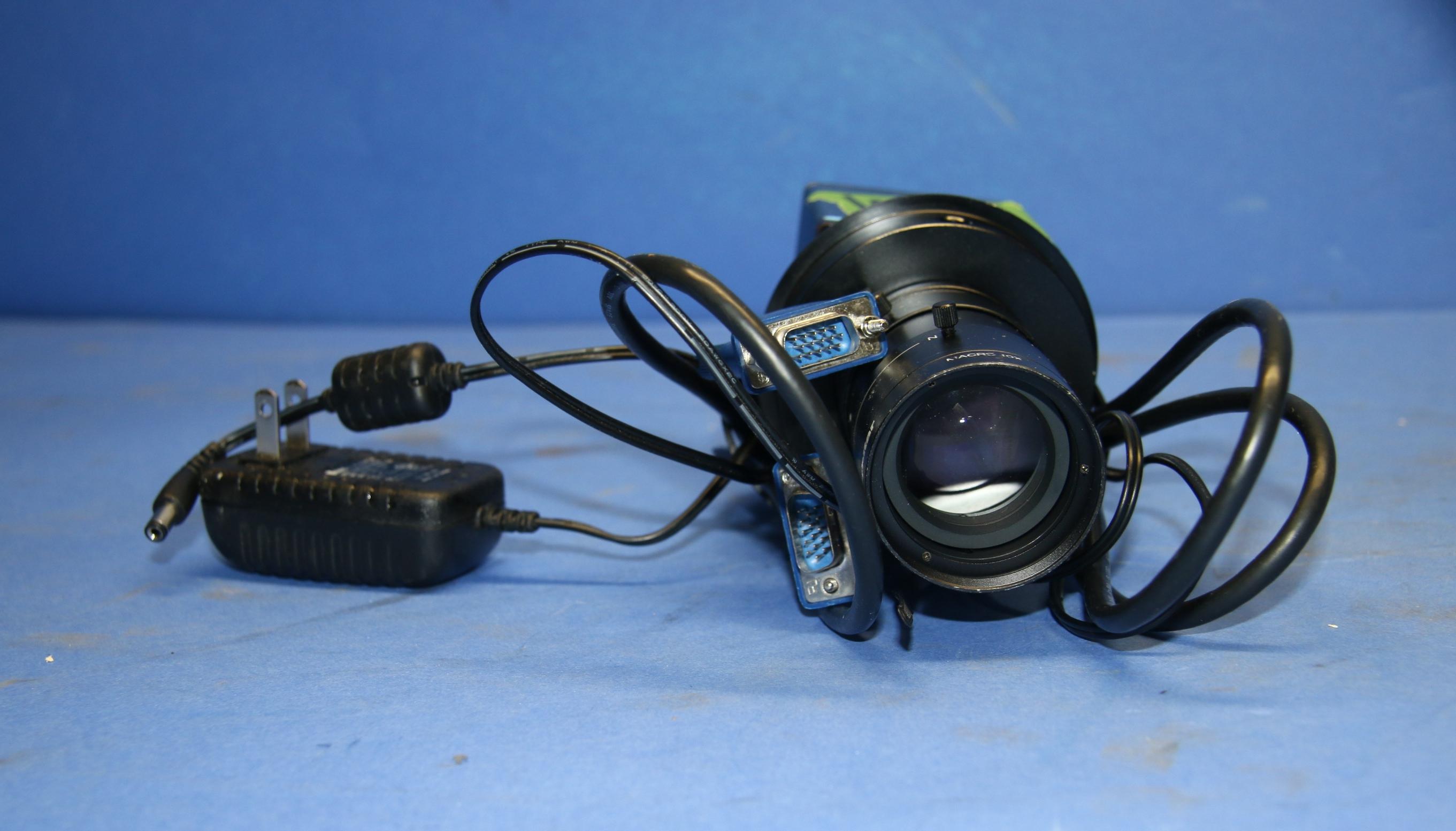 (1) Used Scinscope CC-WSXGA-CD1 Camera 16994