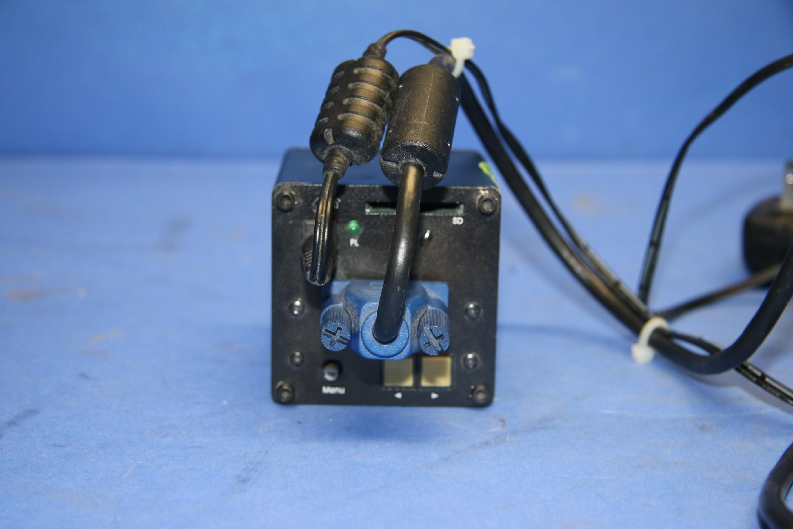 (1) Used Scinscope CC-WSXGA-CD1 Camera 16995
