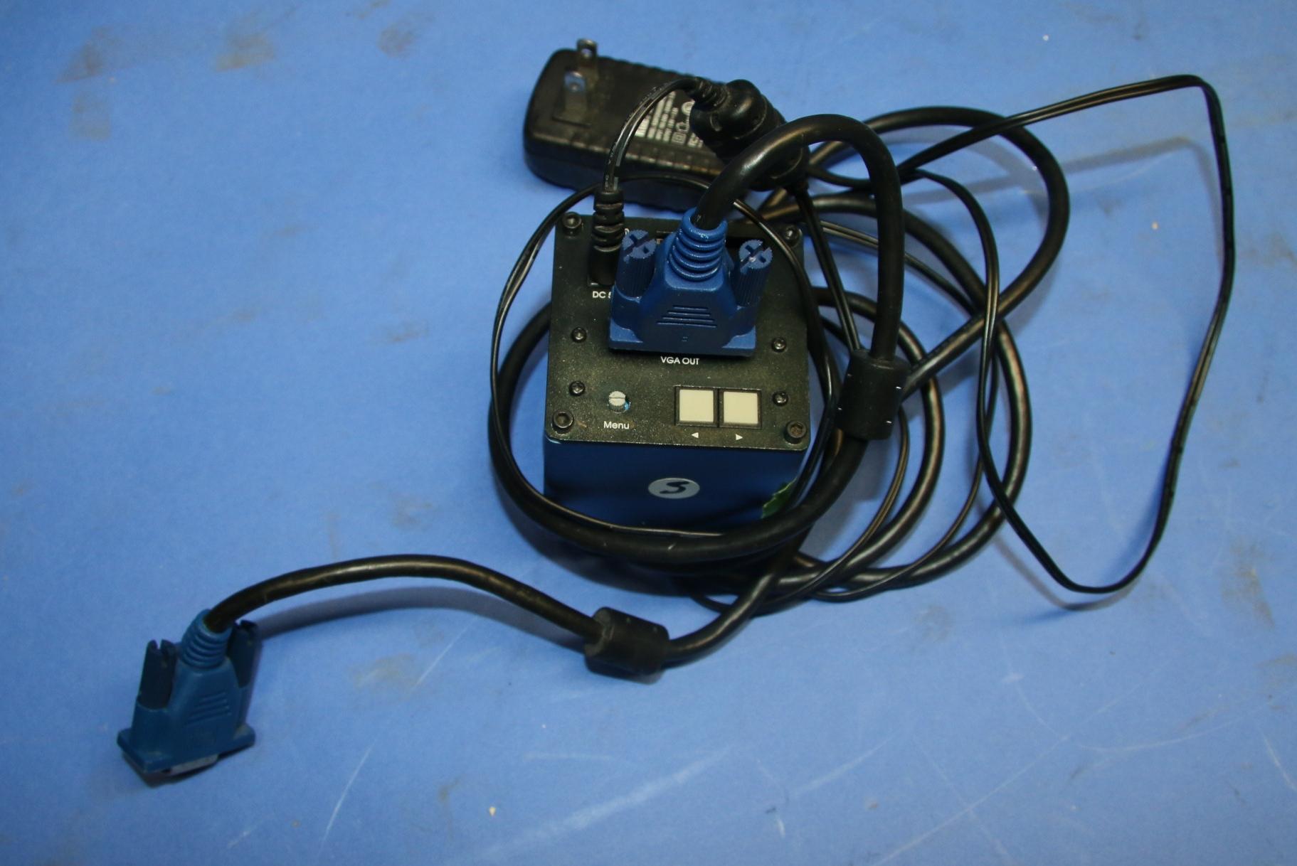 (1) Used Scinscope CC-WSXGA-CD1 Camera 16997