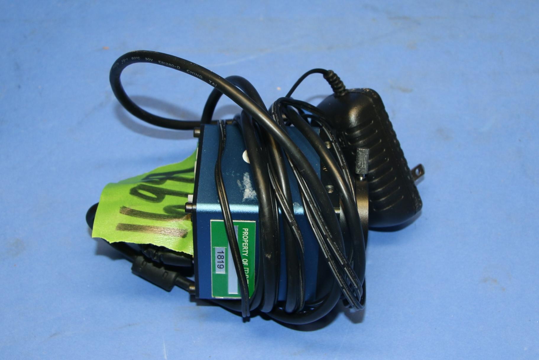(1) Used Scinscope CC-WSXGA-CD1 Camera 16999