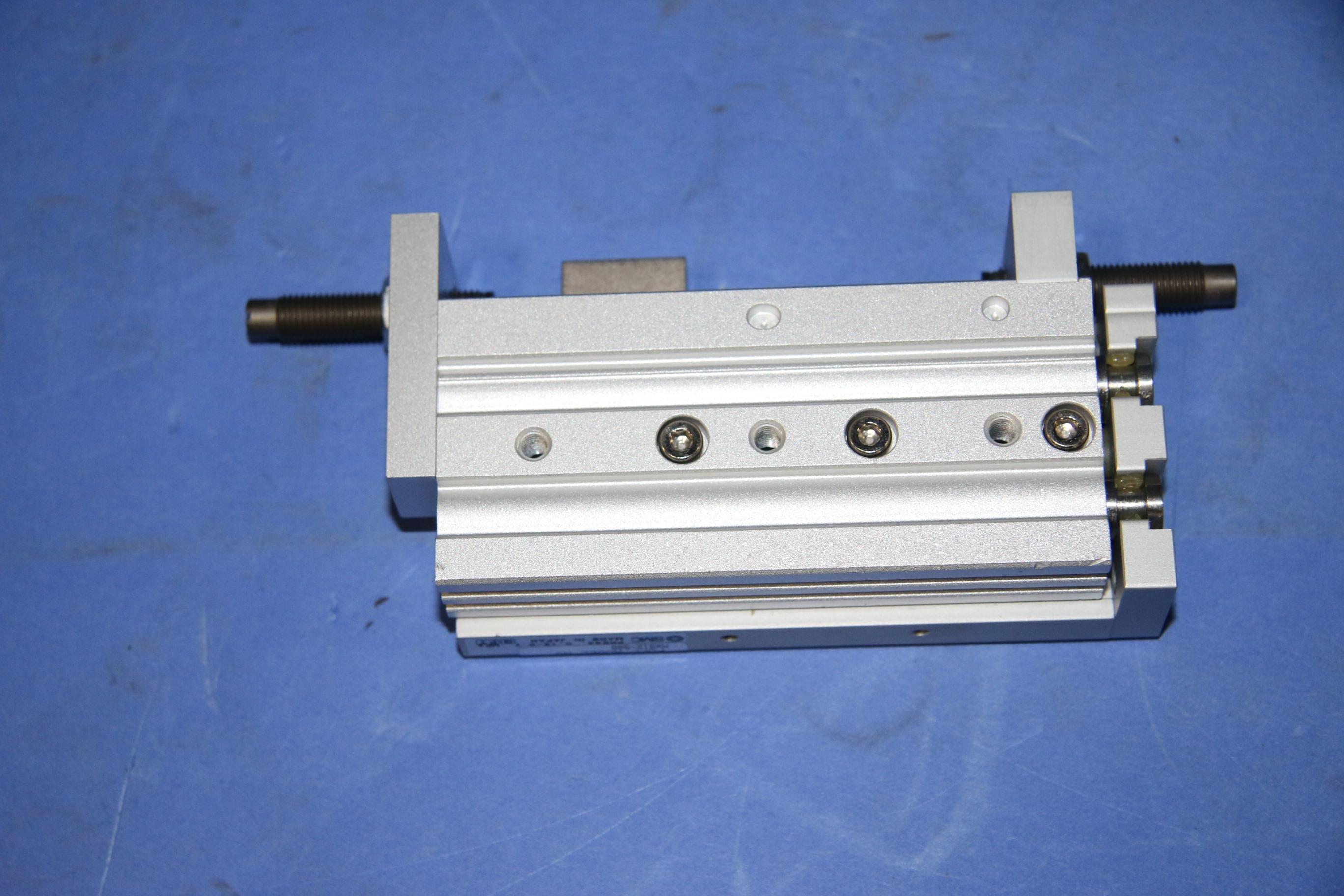 """Used 23/"""" Follow Rest For Lathe 12-1//2/"""" Length to Center"""