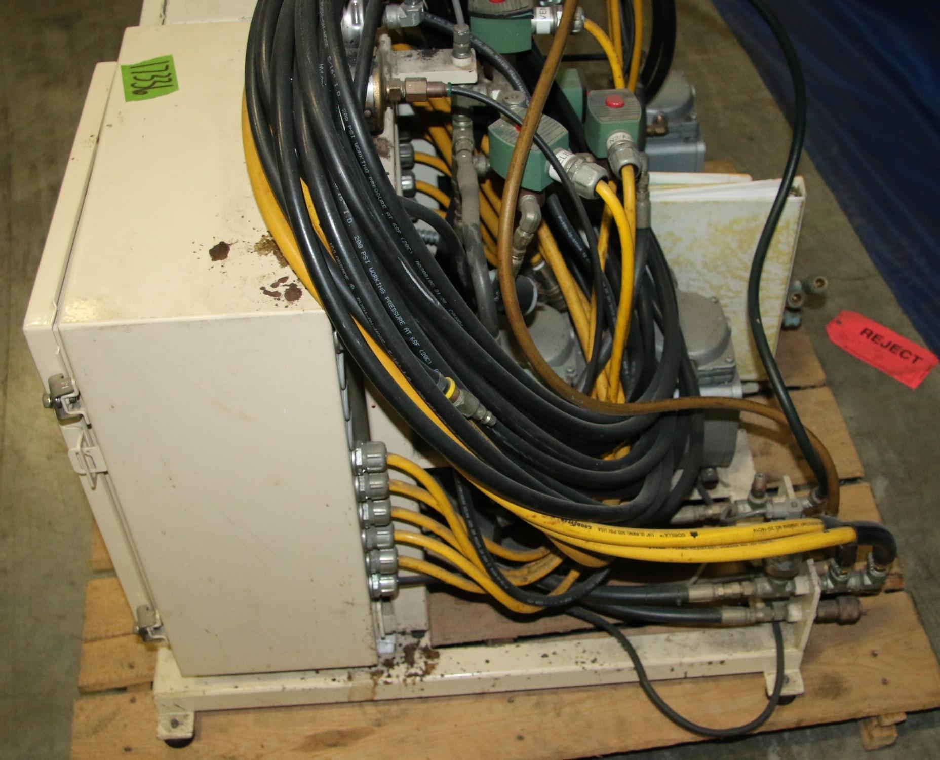 (1) Used Vacuum Instrument Corporation 926-226 Vacuum 17336