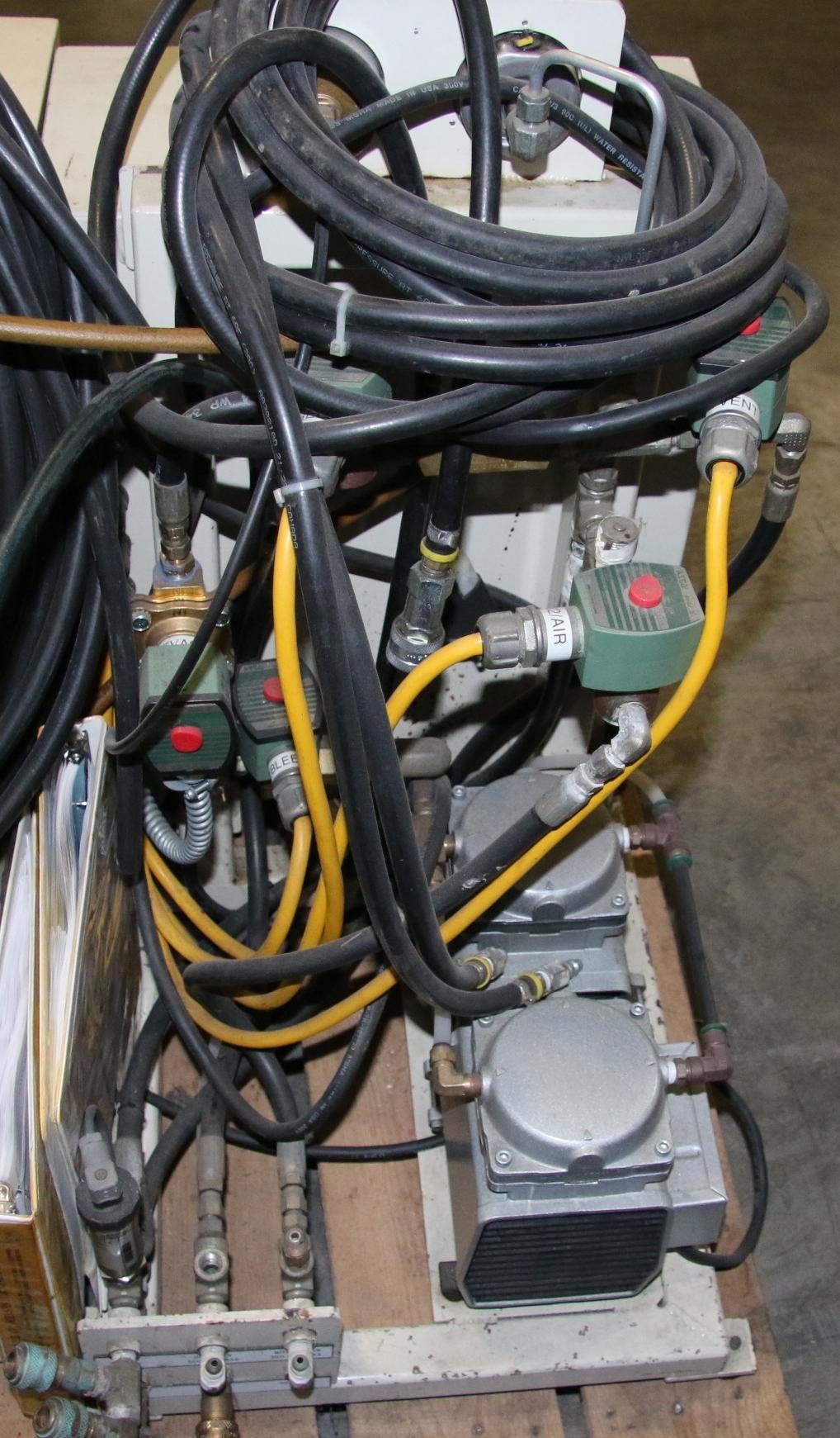 (1) Used Vacuum Instrument Corporation 926-226 Vacuum 17337