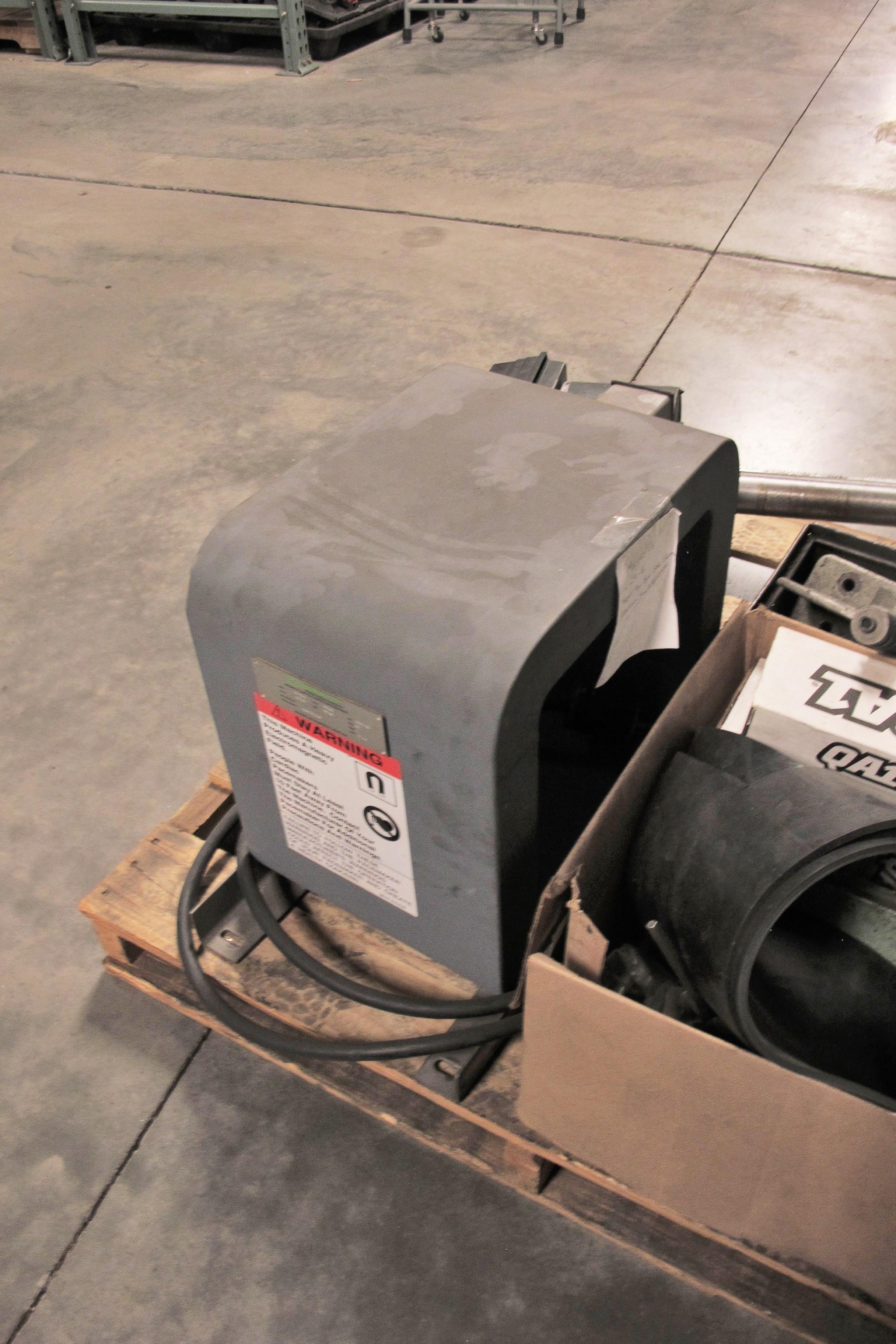 Used Maganaflux S-1212 Demag Coil 230V Or 460V/50-60/1 17444