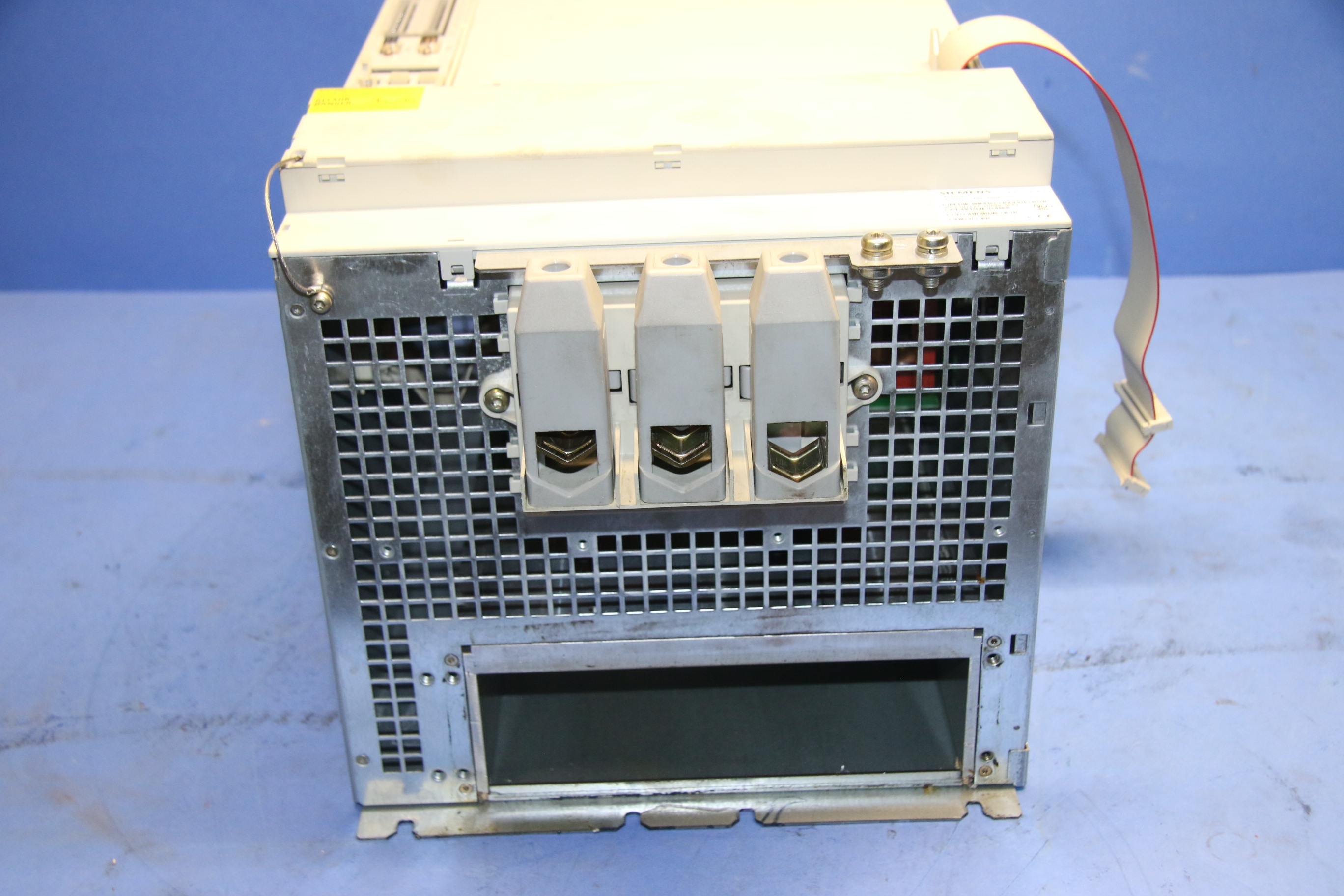 Used Siemens LT-Modul Drive With 6SN1121-0BA11-0AA0 Control Unit 17711