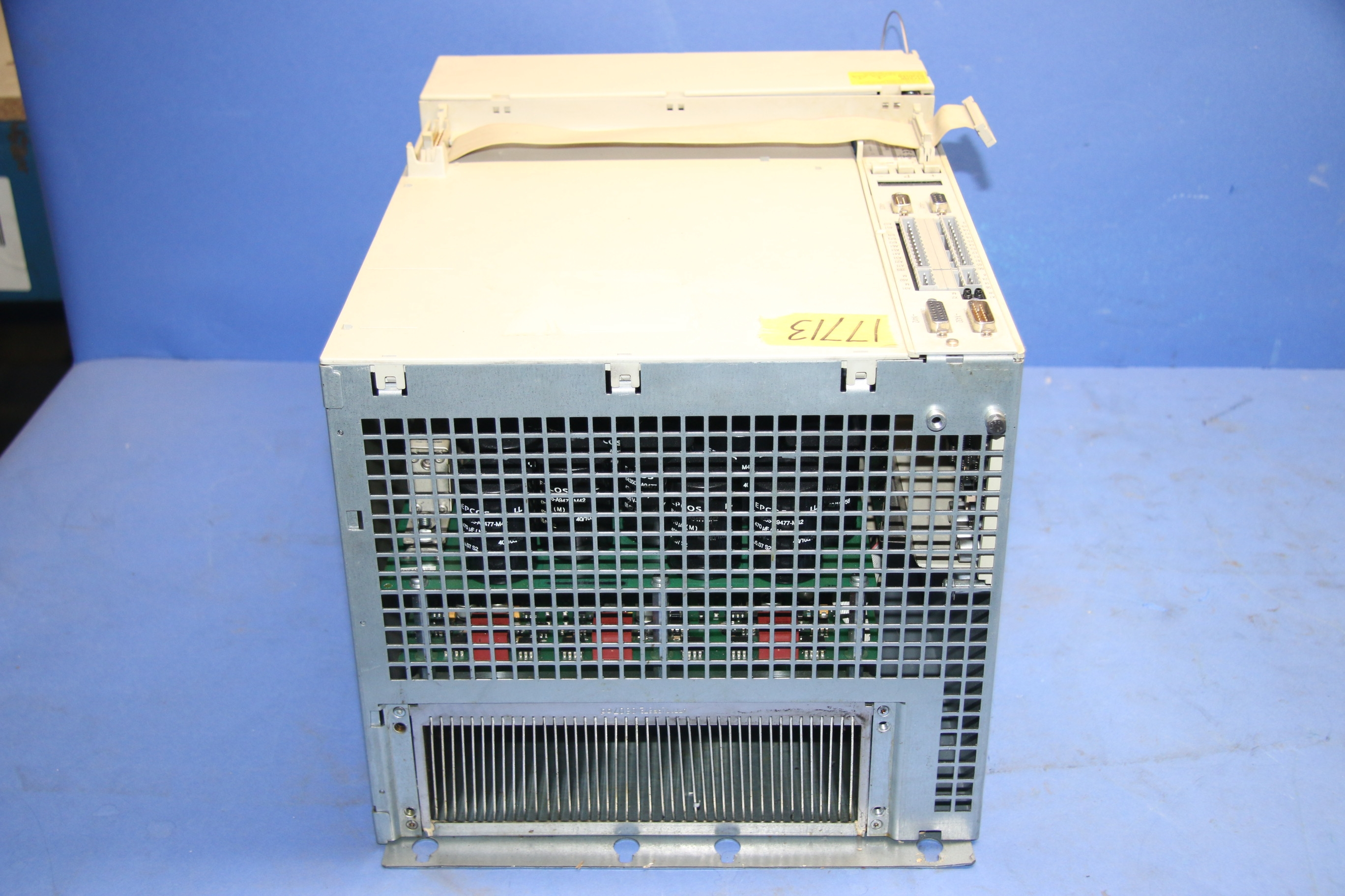 Used Siemens LT-Modul Drive With 6SN1121-0BA11-0AA0 Control Unit 17713