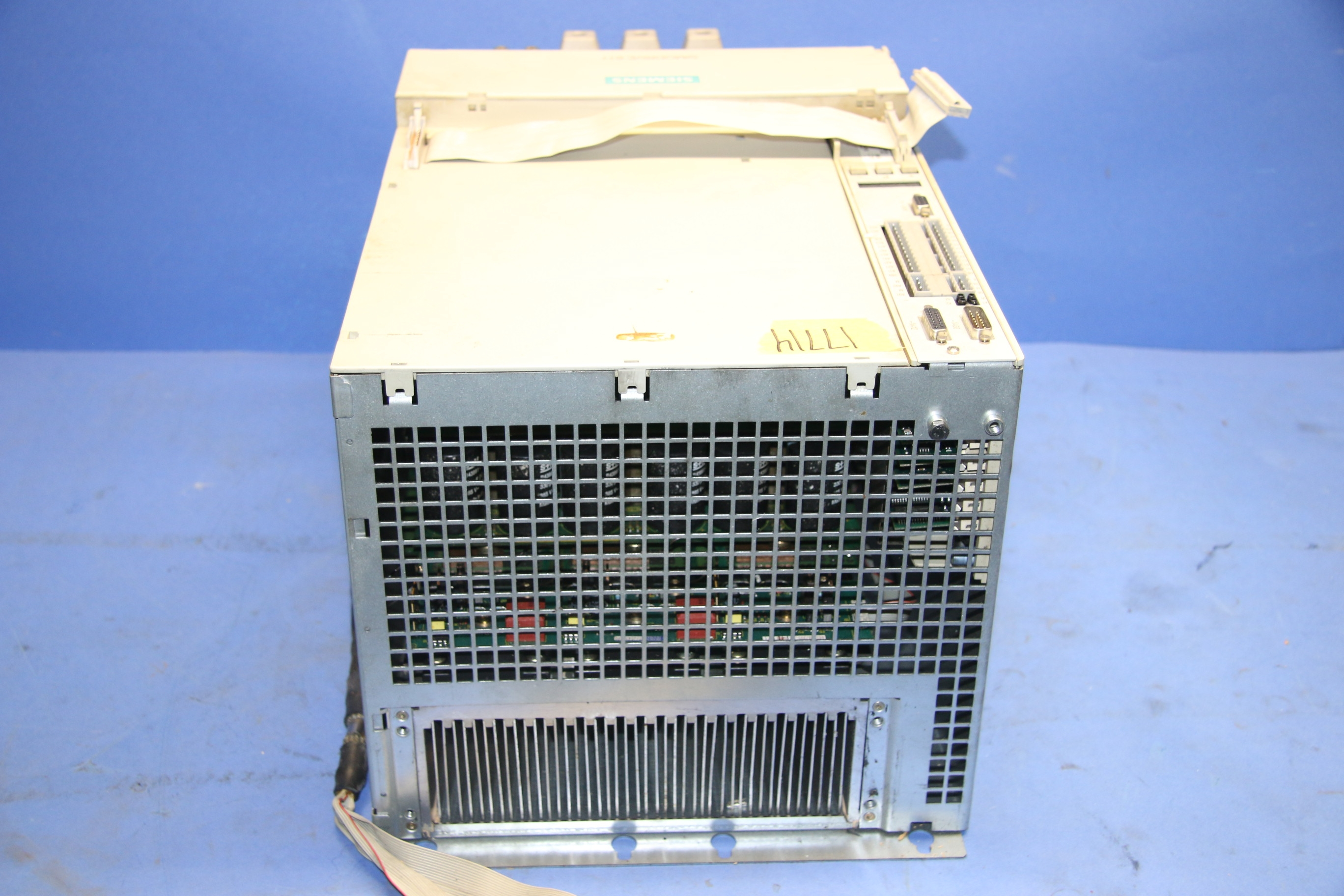 Used Siemens LT-Modul Drive With 6SN1121-0BA11-0AA0 Control Unit 17714