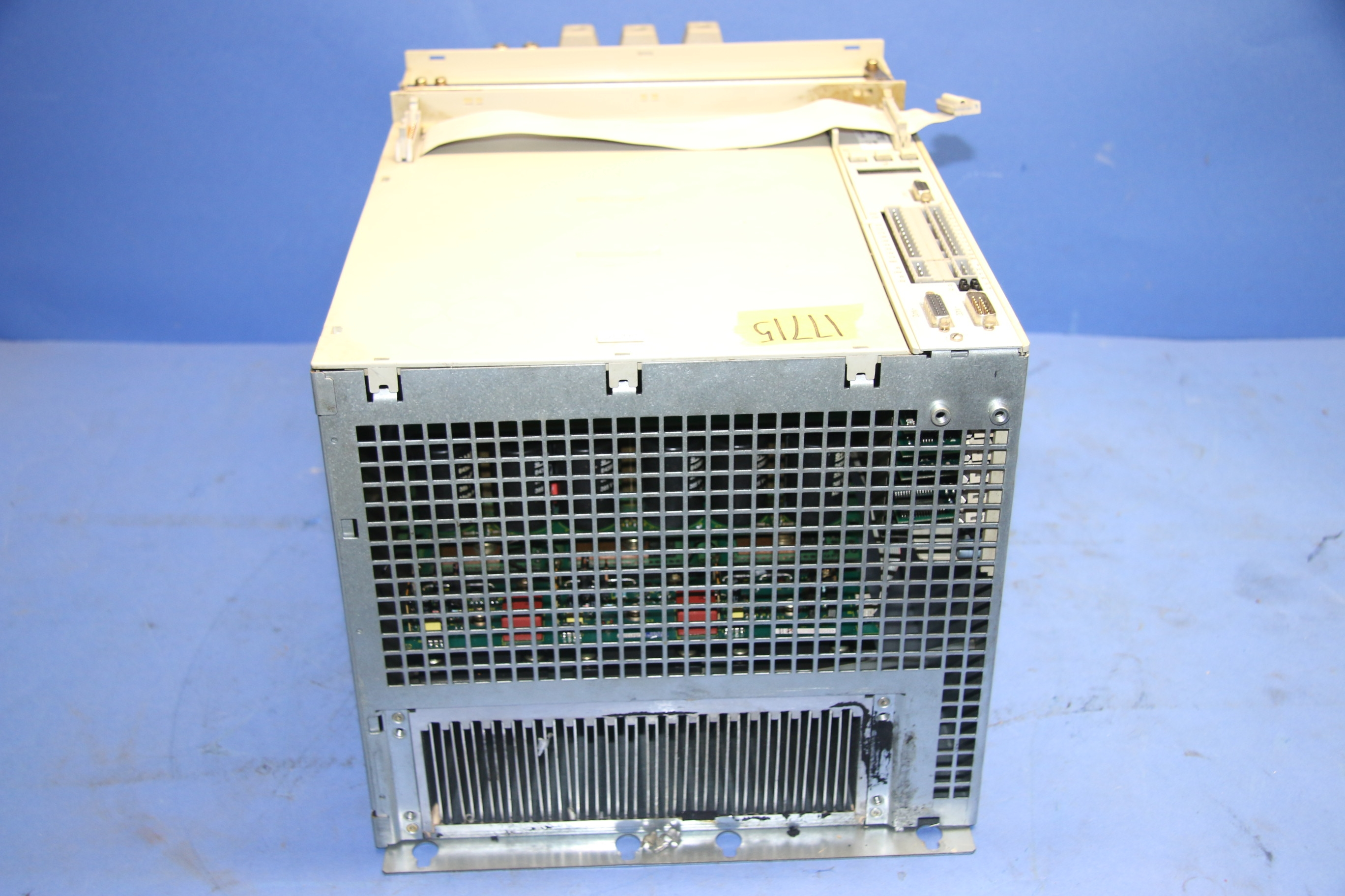 Used Siemens LT-Modul Drive With 6SN1121-0BA11-0AA0 Control Unit 17715