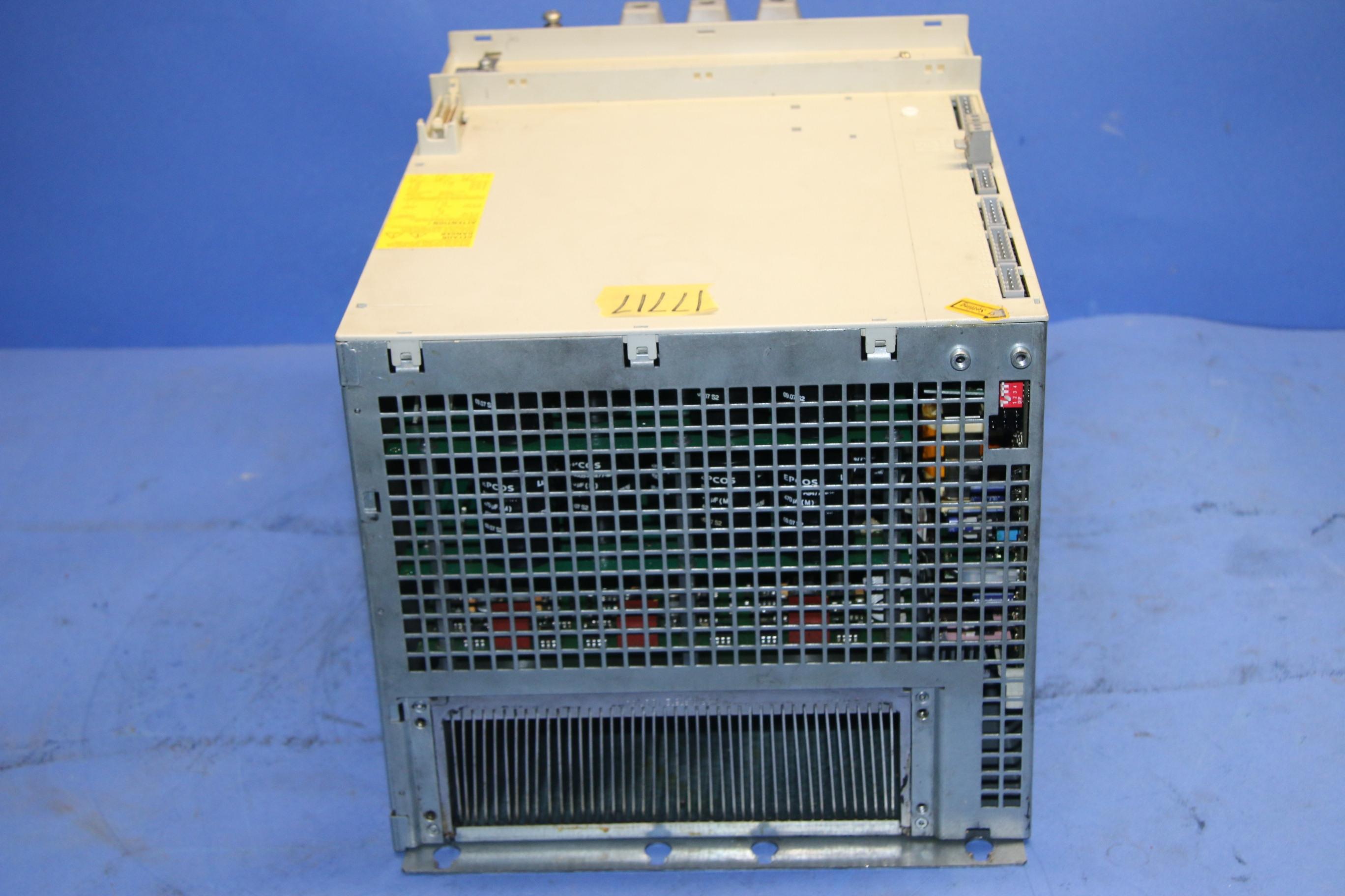 Used Siemens E/R Modul INT Simodrive 17717