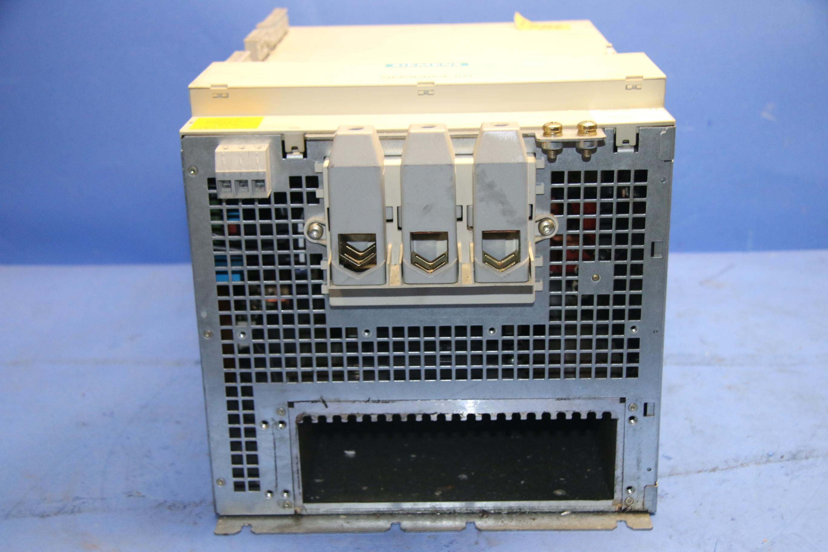 Used Siemens E/R Modul INT Simodrive 17719