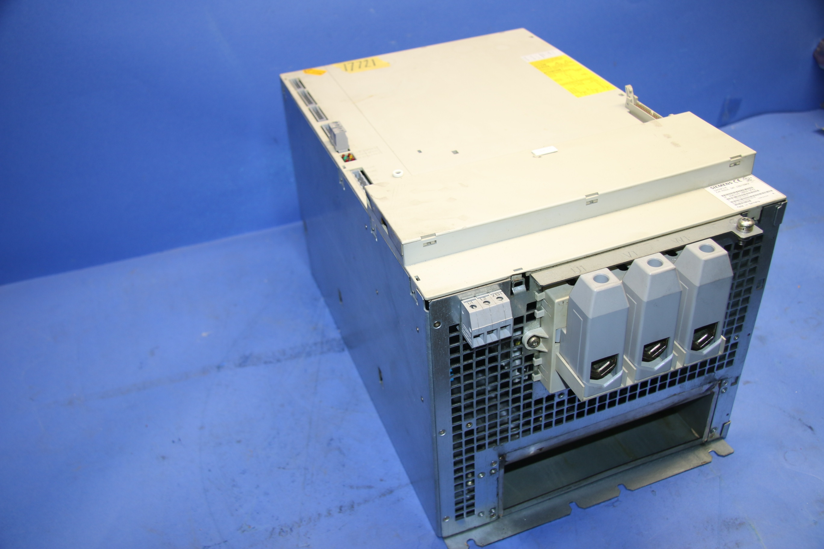 Used Siemens E/R Modul INT Simodrive 17721