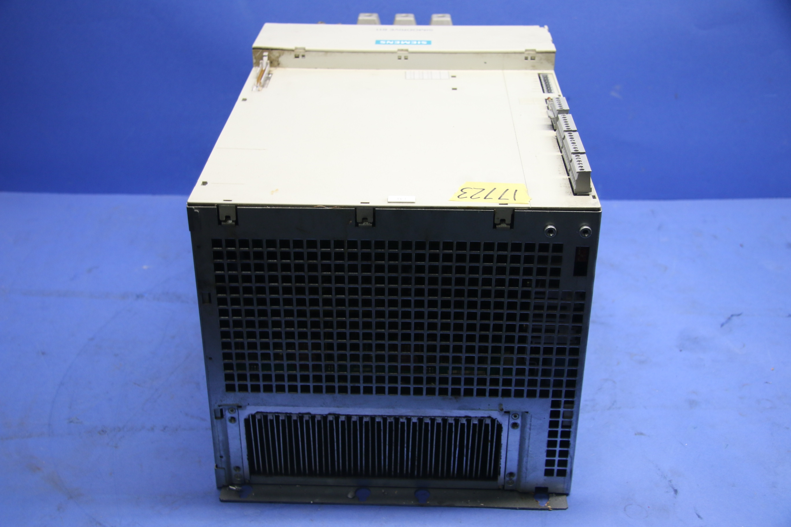 Used Siemens E/R Modul INT Simodrive 17723