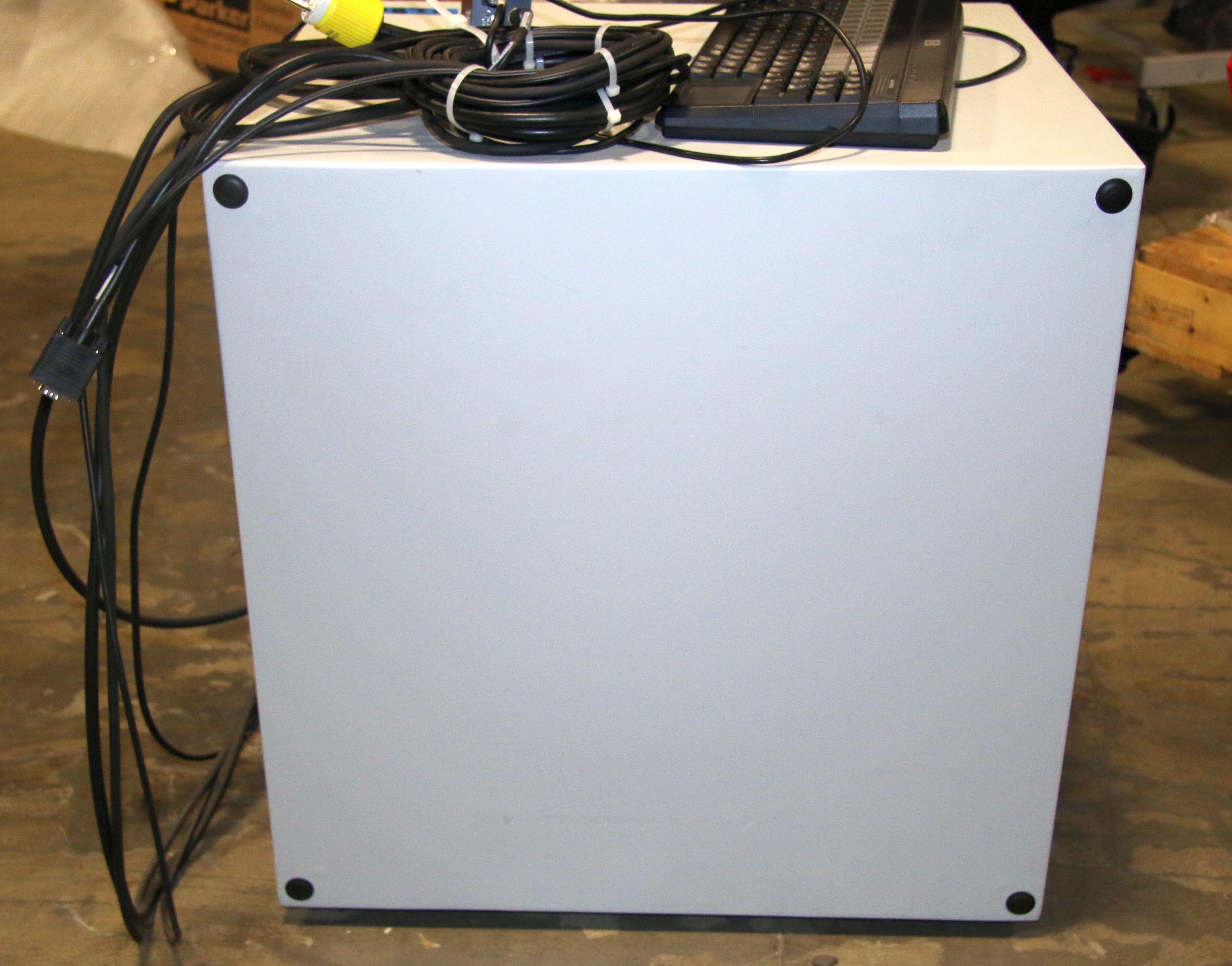 (1) Used Allen Bradley 750r Non-Display Computer with Allen Bradley 1700P Displa