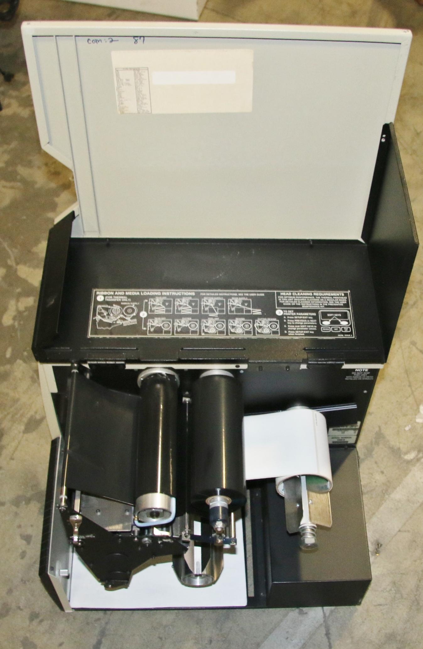 (1) Used Zebra Z170-301 Thermal Barcode Label Printer