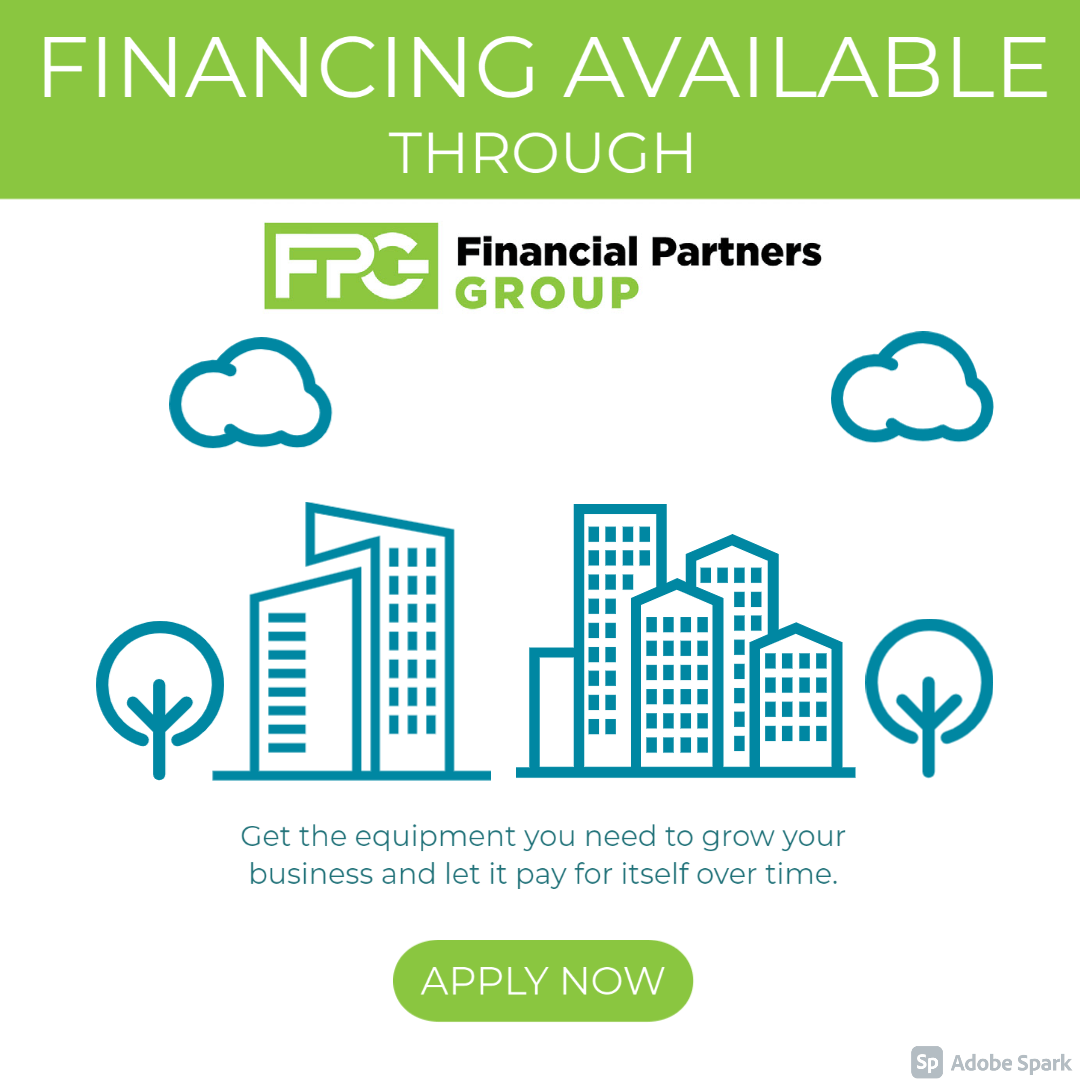 Financing available through Financial Partners Group